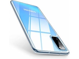 Samsung Galaxy S20 FE Gummi Hülle flexibel dünn transparent thin clear
