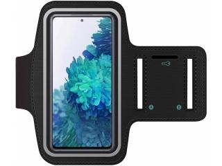Samsung Galaxy S20 FE Fitness Jogging Sport Armband mit Schlüsselfach