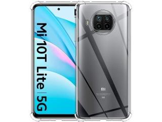 Xiaomi Mi 10T Lite Clear Case Soft Gummi Hülle Bumper transparent flex