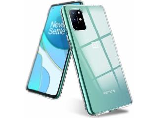 OnePlus 8T Gummi Hülle flexibel dünn transparent thin clear case