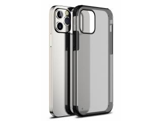 No-Scratch Anti-Impact iPhone 12 Pro Hülle 2m Fallschutz schwarz matt