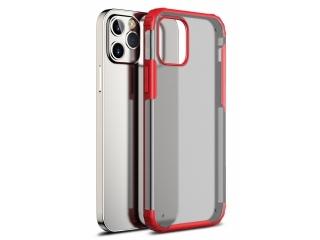 No-Scratch Anti-Impact iPhone 12 Pro Max Hülle 2m Fallschutz rot