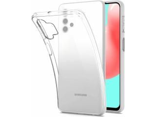 Samsung Galaxy A32 5G Gummi Hülle flexibel dünn transparent thin clear