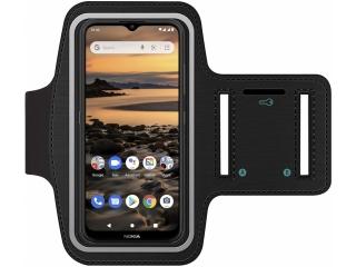 Nokia 1.4 Fitness Jogging Sport Armband mit Schlüsselfach