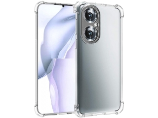 Huawei P50 Hülle Crystal Clear Case Bumper transparent