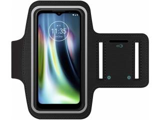 Motorola Defy 2021 Fitness Jogging Sport Armband mit Schlüsselfach