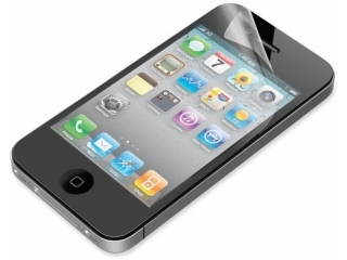 iPhone 4 / 4S - Matte Display Schutzfolie - Anti-Glare