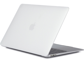 "MacBook Air 13"" Schutzhülle - Clear - Matt Case SmartShell-Hülle"