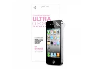 iPhone 4/4S SGP Steinheil Oil Resistant Ultra Schutzfolie Vorne+Hinten