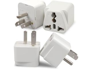 Stromadapter Schweiz auf USA 3-polig