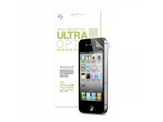 iPhone 4/4S SGP Steinheil Anti Fingerprint Schutzfolie Vorne & Hinten