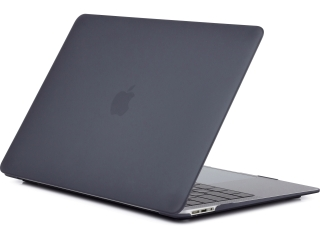 """MacBook Air 13"""" Schutzhülle - Schwarz - Matt Case SmartShell-Hülle"""