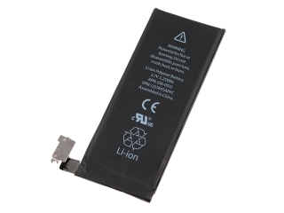 iPhone 4 Original Akku Li-Ionen Batterie 3.7V 1420 mAh APN 616-0521