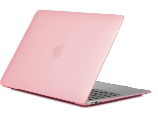 "MacBook Air 13"" Schutzhülle - Rosa - Matt Case SmartShell-Hülle"