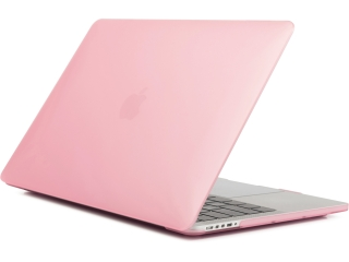 "MacBook Pro Retina 13"" Schutzhülle - Rosa - Matt Case SmartShell-Hülle"