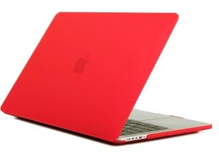 "MacBook Pro Retina 13"" Schutzhülle - Rot - Matt Case SmartShell-Hülle"