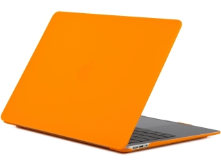 "MacBook Air 13"" Schutzhülle - Orange - Matt Case SmartShell-Hülle"