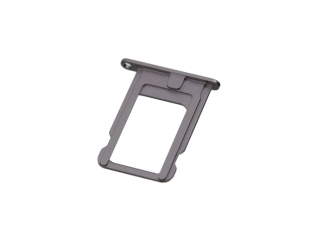 iPhone 5S Sim Tray Karten Schublade - Space grau
