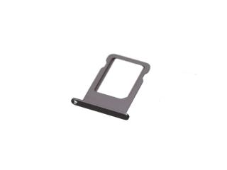 iPhone 5 Sim Tray Karten Schublade - Schwarz graphit