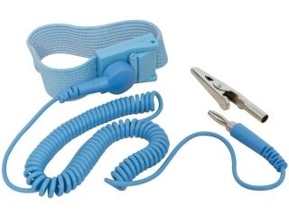 Antistatisches ESD Erdungskabel + Handschlaufe für elektr. Reparatur
