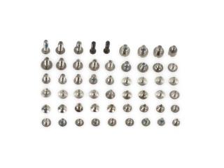 iPhone 5 Komplettes Schrauben Set mit 50 Schrauben Pentalobe Schwarz