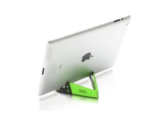 Faltbare Universal Smartphone / Tablet / Handy / iPhone Tischhalterung / Tischst�nder - Schwarz oder Zufall