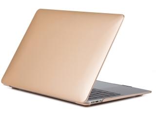 """MacBook Air 13"""" Schutzhülle - Gold - Matt Case SmartShell-Hülle"""
