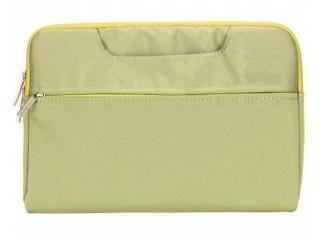 """MacBook Tasche Sleeve 13"""" Schutzhülle Notebook Slim Tasche - grün"""