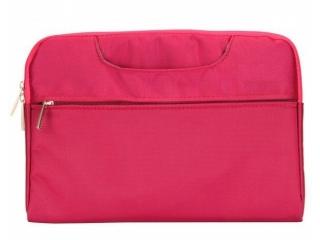 """MacBook Tasche Sleeve 11""""/12"""" Schutzhülle Notebook Slim Tasche pink"""