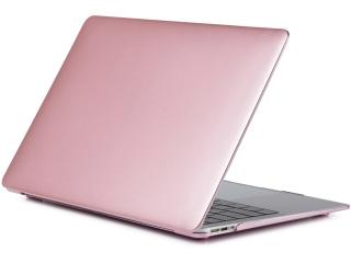 "MacBook Air 13"" Schutzhülle - Metallic Rosa Matt Case SmartShell-Hülle"