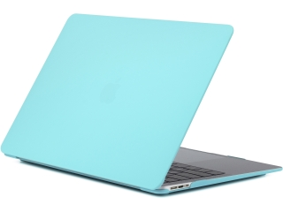 "MacBook Air 13"" Schutzh�lle - Matt Case - t�rkis mintgr�n - SmartShell-H�lle Snap-On Etui"