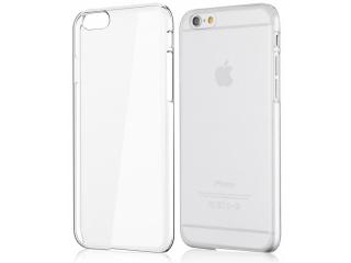 iPhone 6/6S Dünne Clear Crystal Schutzhülle 0.8mm Thin Case Hochglanz