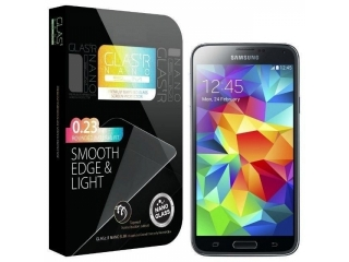 Samsung Galaxy Note 4 Premium Glas Folie Panzerglas HD Real Glass RG