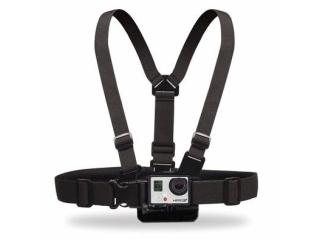 Brustgurt für GoPro Hero Outdoor Sport Video Aufnahmen auf Brusthöhe