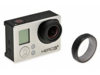 Objektiv Schutzlinse für GoPro Hero 3+ und Hero 4 Kameraobjektiv