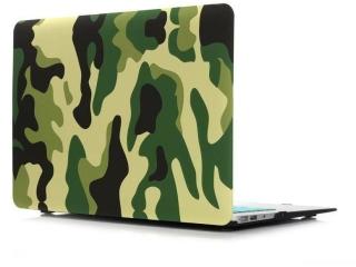 """MacBook Air 13"""" Schutzhülle Army Camouflage Grün Case SmartShell-Hülle"""
