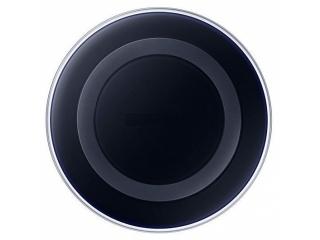 Induktive Ladestation f�r Samsung Galaxy S6 - Qi Wireless Charger Induktionsladeger�t schwarz