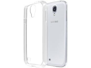 Samsung Galaxy S4 Thin Case Hülle Cover Gummi transparent durchsichtig