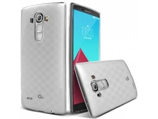 LG G4 Thin Schutzhülle Cover Gummi transparent durchsichtig flexibel