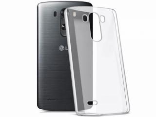 LG G3 Thin Schutzhülle Cover Gummi transparent durchsichtig flexibel