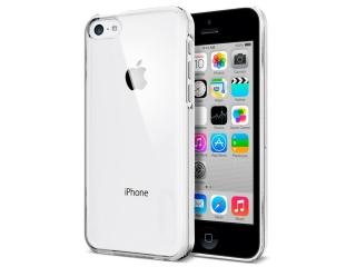 iPhone 5C Dünne durchsichtige Schutzhülle Hardcase Cover Transparent