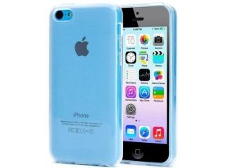 iPhone 5C Dünne Schutzhülle Hardcase Cover - transparent & matt