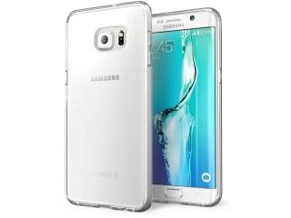 "Samsung Galaxy S6 Edge+ Plus 5.7"" Thin Case Hülle Gummi transparent"