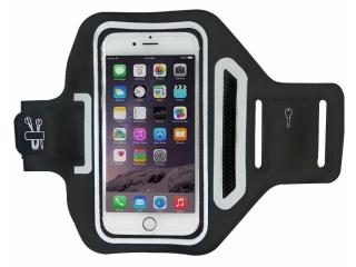 Fitness Jogging Sport Armband iPhone 8 mit Kopfhörer- & Schlüsselfach