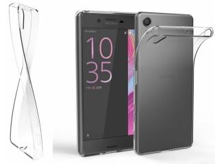 Sony Xperia XA Thin Clear Hülle Cover Gummi transparent durchsichtig