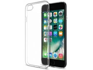 iPhone 8 Gummi Hülle Cover transparent durchsichtig klar thin clear