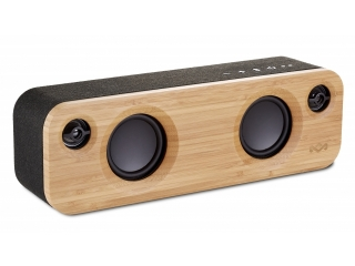 Marley Get Together Portable Bluetooth Wireless Boombox Speaker Black