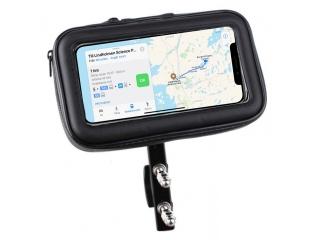 """Stabile Motorrad Lenkstange Smartphone Halterung iPhone 6/7/8 - 5.0"""""""