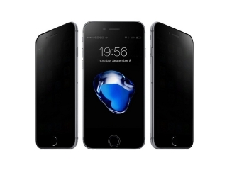 iPhone 7 Plus Privacy Privat Sichtschutz Displayschutz Panzerglasfolie