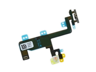 iPhone 6 Power Button Flex Kabel + LED Flash Blitz + Mikrofon (oben)